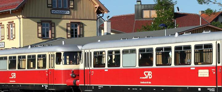 Bild Schwäbische Alb-Bahn